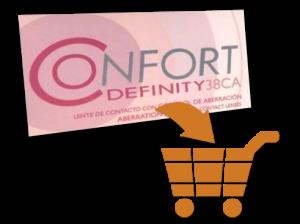 lentillas Confort 38 CA – CIONE